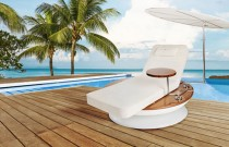 Remmus lounger, le farniente version High Tech !