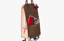 So Chic ! Le cabas à roulettes Louis Vuitton x Christian Louboutin