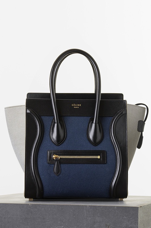 celine sac luggage noir