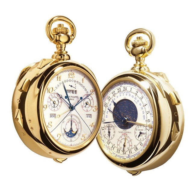 Supercomplication Henry Graves Patek Philippe