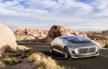 F 015 Luxury in Motion : la voiture du futur selon Mercedes