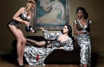 Christian Louboutin x Dita Von Teese : la collection de lingerie