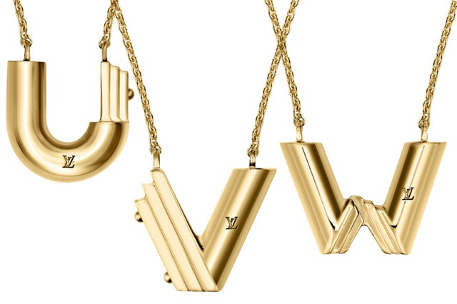 louis vuitton me & me collier