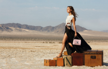 Louis Vuitton Cruise 2016 collection: l'ame du voyage