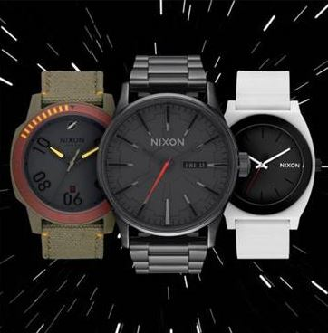montre star wars nixon