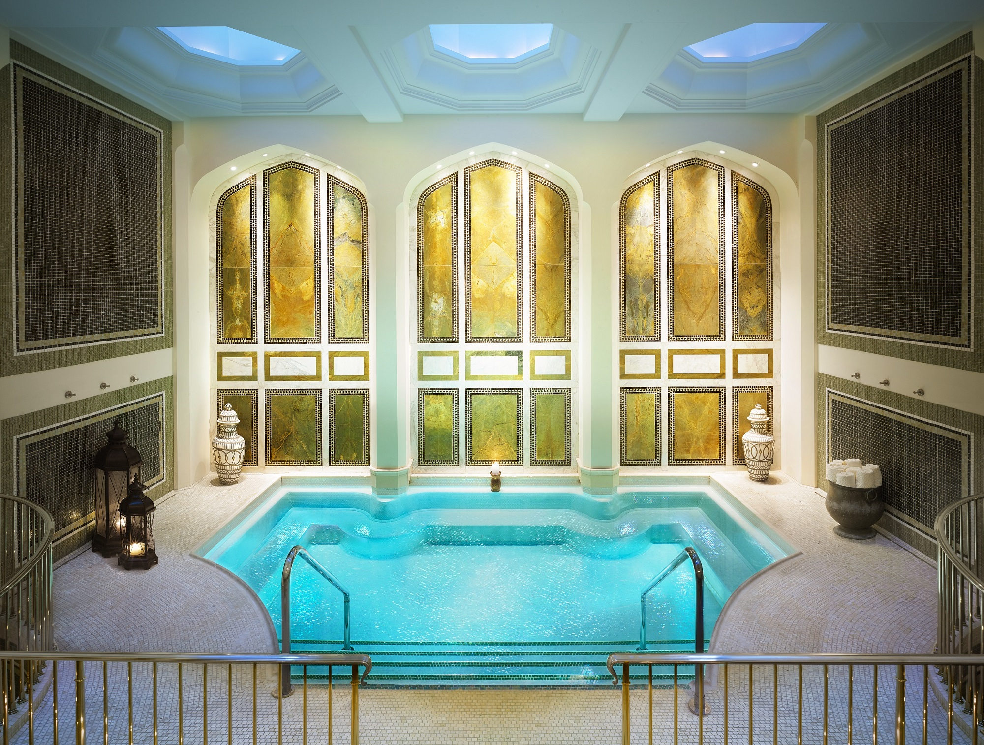 Spa Montage Beverly Hills featuring L.RAPHAEL - Photo DR (24)