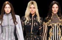Paris Fashion Week: Le défilé Balmain