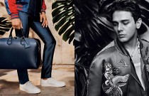 Xavier Dolan, ambassadeur de la nouvelle collection Louis Vuitton
