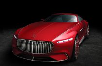 Vision Mercedes-Maybach 6 : un concept XXL à Pebble Beach