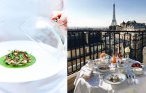 Le Four Seasons Hotel George V Paris devient le premier Hôtel en Europe à proposer 3 restaurants étoilés au Guide Michelin