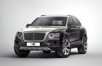 Bentley lance le surprenant Bentayga Mulliner