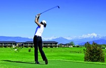 Jiva Hill Park Hotel, a touch of golf and gastronomy