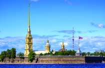 Saint-Petersburg, an enchanting world