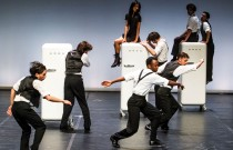 Contemporary dance in Cannes: Days of beauty