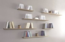 """La Manufacture Nouvelle"", an original bookcase"