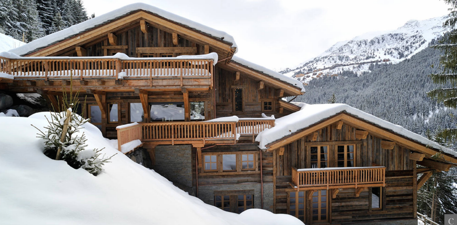 Chalet des Louves meribel