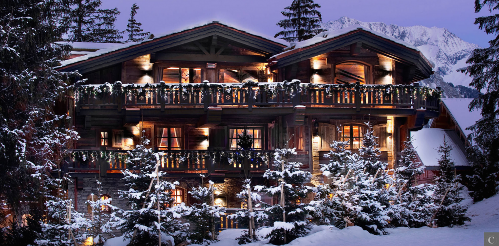 Chalet Henry courchevel