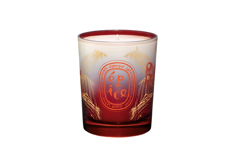 Bougies Diptyque 2014 Christmas Collection