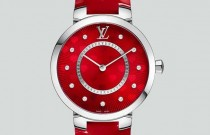 Nouvelle montre Louis Vuitton Tambour Monogram 2015