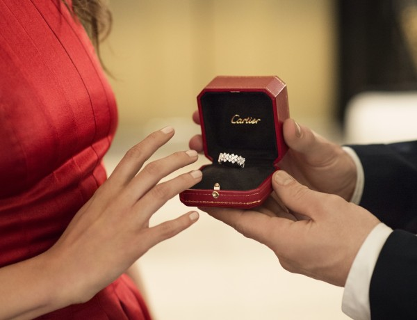 cartier the proposal