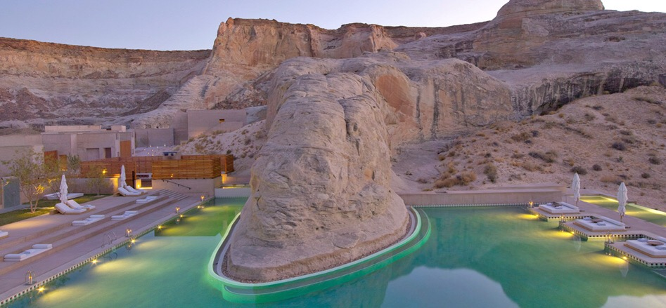 Hotel Amangiri Resort Utah USA