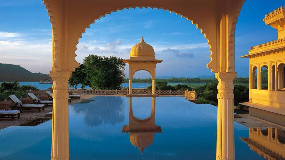 The Oberoi Udaivilas Inde