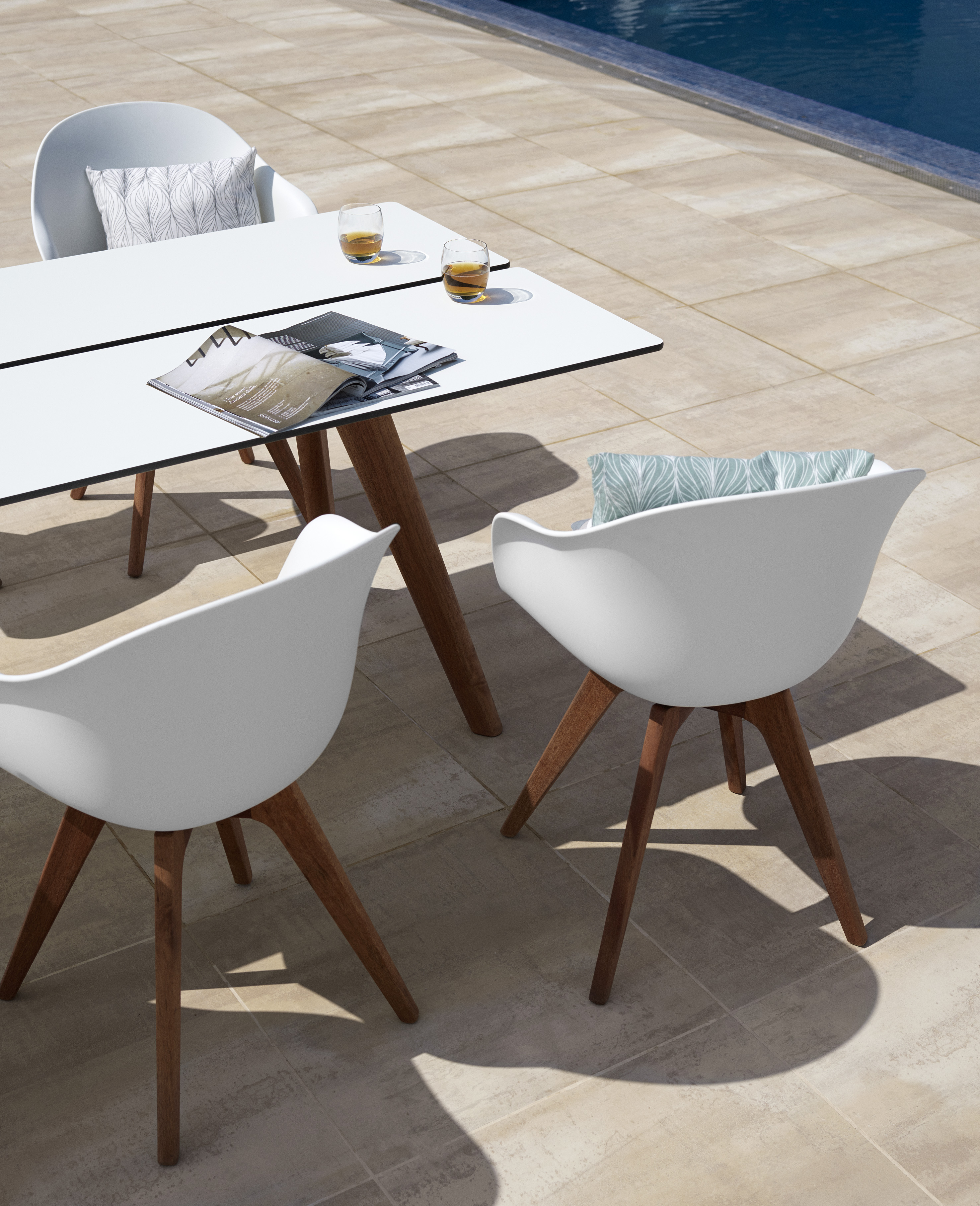 Boconcept Nouvelle Collection Outdoor 2015 Riviera Magazine