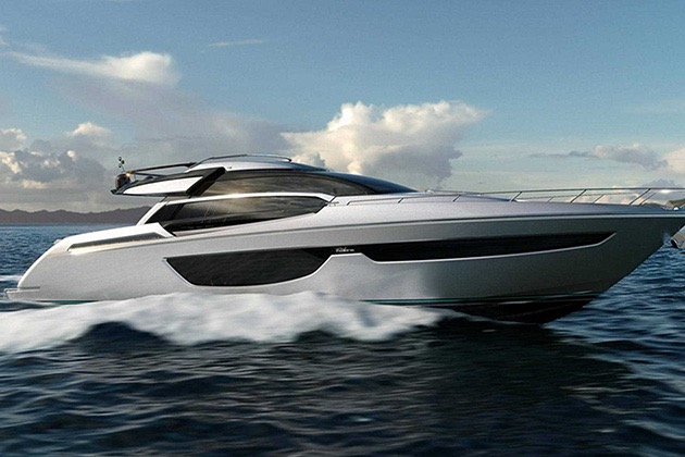 Riva 76 Coupe yacht
