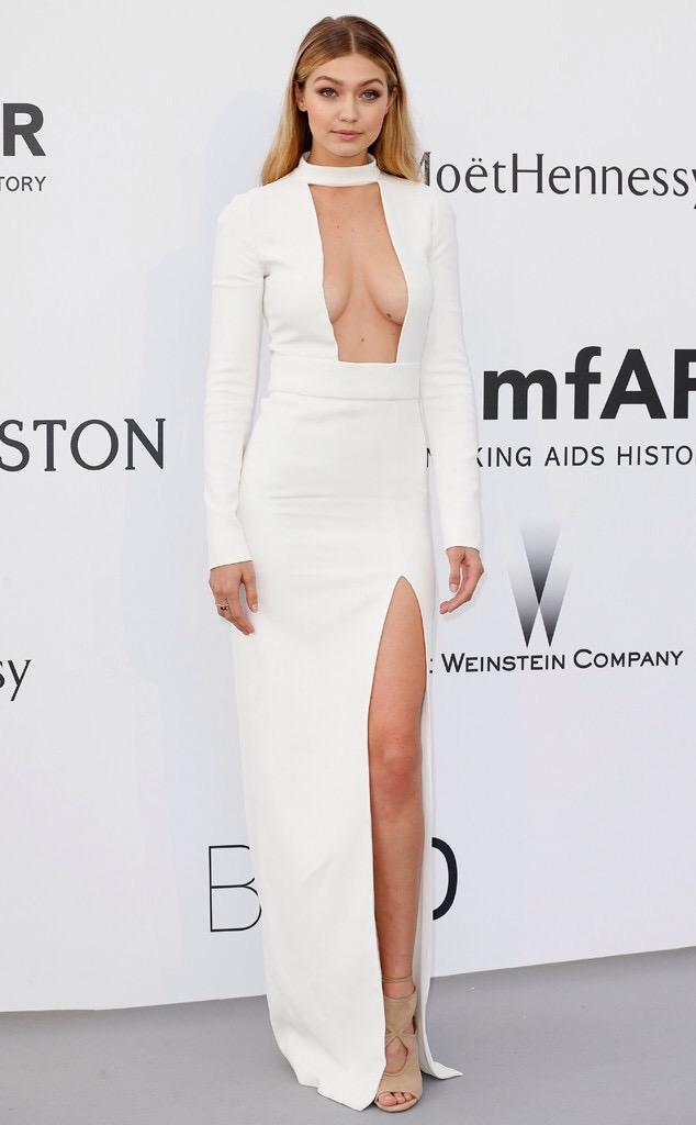 Gigi Gigi Hadid a fait sensation en robe Tom Ford