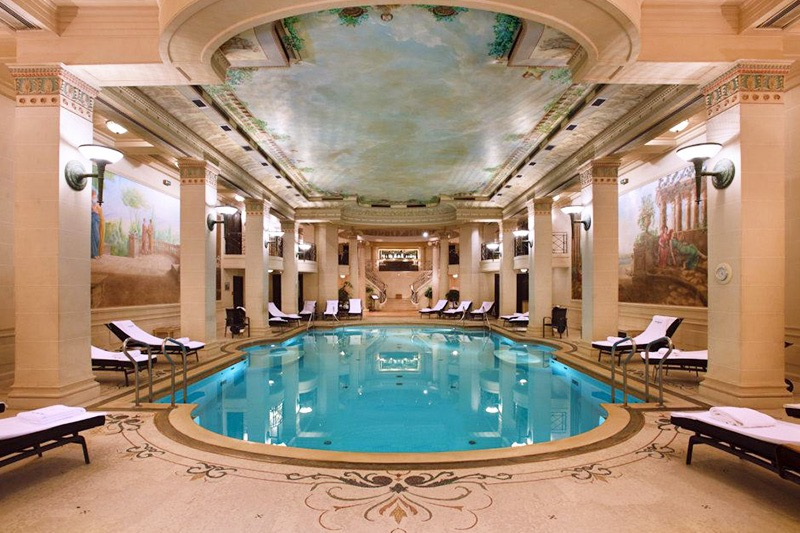 Un spa chanel d couvrir tr s prochainement au ritz for Salon piscine paris