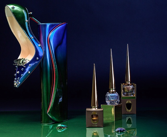 Christian Louboutin scarabee limited edition