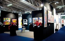 SALON INTERNATIONAL D'ART CONTEMPORAIN ART3F LES 16,17 ET 18 OCTOBRE AU PALAIS DES EXPOSITIONS ACROPOLIS