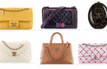 Les sacs de la collection Chanel cruise 2016