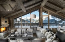 Chalet Léon, le luxe à Courchevel