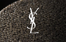 Du Caviar Yves Saint Laurent x Prunier