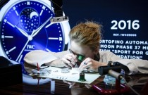 IWC : zoom sur la montre signature Laureus Sport for Good
