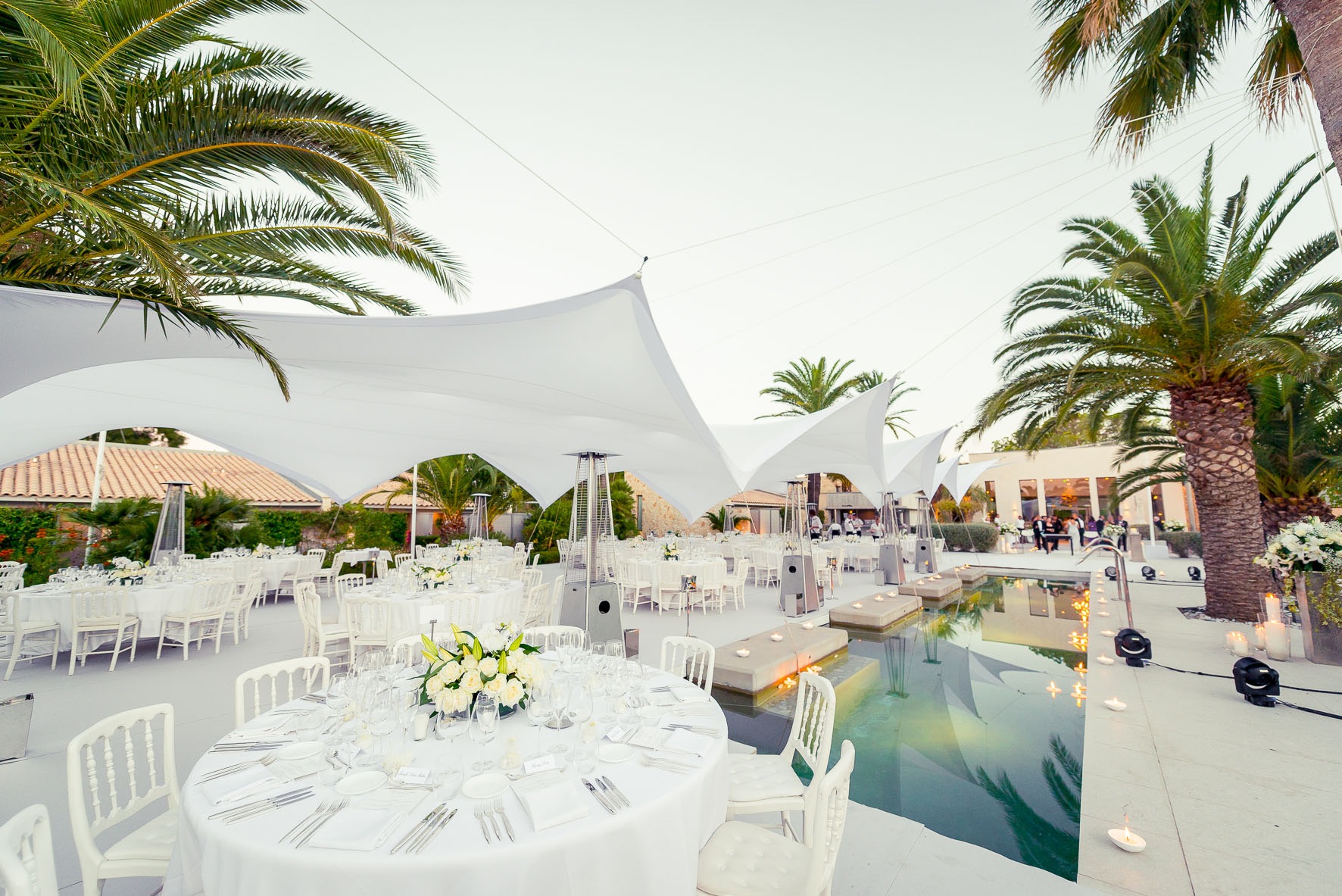 Wedding Lara & Vatche at Saint-Tropez, September 13th, 2014
