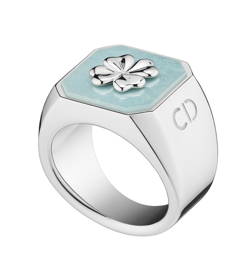 lucky_dior__clover__pattern_ring_in_metal_with_rhodium_finish_and_amazonite_jpg_8835_north_499x_white