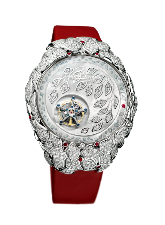 hyris artistica mysterieuse ladies timepieces front