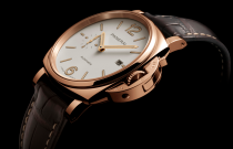 Panerai dévoile sa nouvelle montre Luminor Due en Goldtech