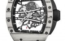 La Richard Mille 61-01 Ultimate Edition par Yohan Blake